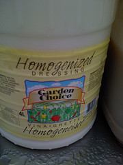 homogenized