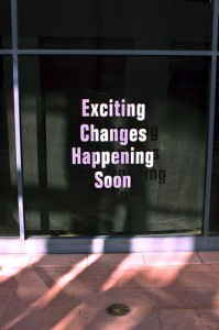 exciting-changes