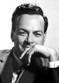 http://en.wikipedia.org/wiki/Richard_Feynman