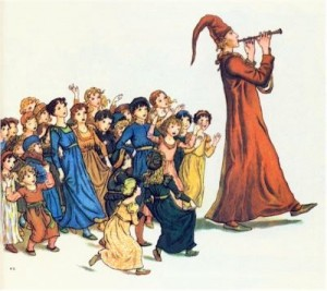 http://commons.wikimedia.org/wiki/File:Pied_Piper_with_Children.jpg