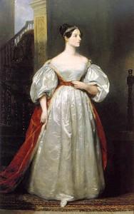 http://en.wikipedia.org/wiki/Ada_Lovelace