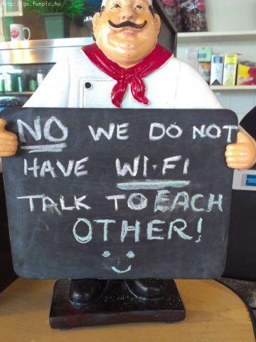 no wifi 46716